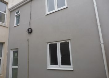 Thumbnail 1 bedroom semi-detached house for sale in Amity Place, Greenbank, Plymouth