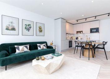 Thumbnail 2 bed flat for sale in Earlsfield Place, Earlsfield Riverside, London