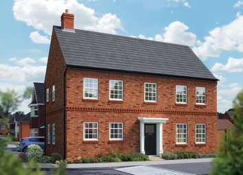 "Thumbnail 3 bed detached house for sale in ""The Montpellier"" at Ashlawn Road, Rugby"