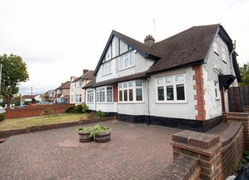 Thumbnail 4 bed semi-detached house for sale in Eastcote Road, Ruislip, Middlesex