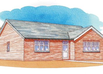 Thumbnail 3 bed detached bungalow for sale in Gynsill Lane, Anstey, Leicester