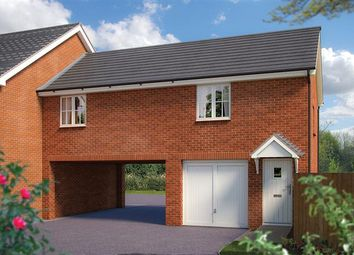 "Thumbnail 2 bedroom property for sale in ""The Arnold"" at Chard Road, Axminster"