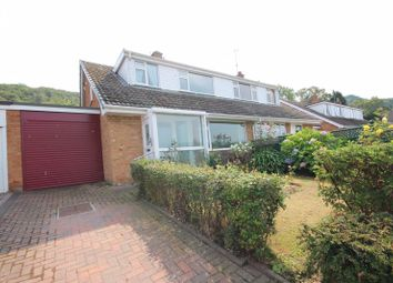 Thumbnail 2 bed semi-detached house for sale in Y Felin, Conwy