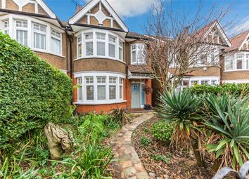 Thumbnail 4 bed semi-detached house for sale in Winton Avenue, Muswell Hill Borders, London