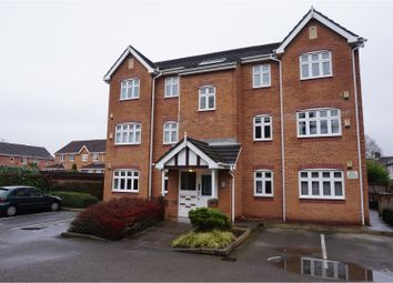 Thumbnail 2 bed flat for sale in 39A Porlock Road, Manchester