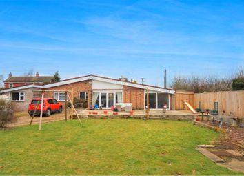 Thumbnail 4 bed detached bungalow for sale in Semington, Trowbridge