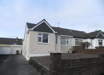 Thumbnail 2 bed bungalow to rent in Stanborough Road, Plymstock, Plymouth