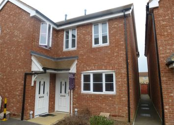Thumbnail 2 bed semi-detached house to rent in Neville Road, Herne Bay, Kent