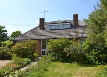 Thumbnail 4 bed bungalow for sale in Maidstone Road, Hadlow, Tonbridge