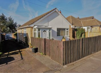 Thumbnail 2 bed detached bungalow for sale in Pine Road, Leicester