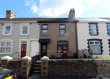 Thumbnail 3 bed terraced house for sale in Bridgend Road, Llanharan, Pontyclun, Rhondda, Cynon, Taff.