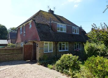 Thumbnail 3 bedroom semi-detached house to rent in The Common, Cranleigh