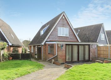 Thumbnail 2 bedroom detached house for sale in The Crescents, Reydon, Southwold