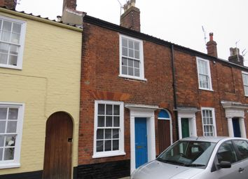 Thumbnail 3 bed terraced house to rent in Lower Olland Street, Bungay