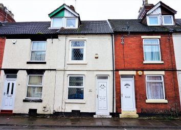 Thumbnail 2 bed terraced house for sale in Langford Street, Sutton-In-Ashfield