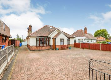 Thumbnail 5 bed bungalow for sale in Normanton Lane, Littleover, Derby