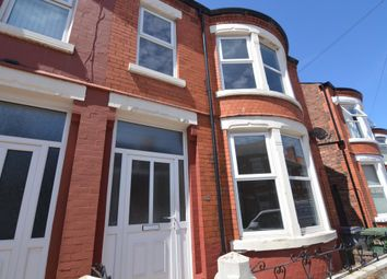 Thumbnail 3 bed terraced house to rent in Hampstead Road, Wallasey