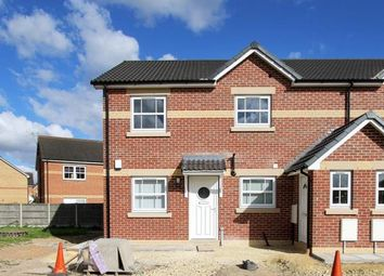 Thumbnail 2 bed flat for sale in Middlefield Close, Hatfield, Doncaster
