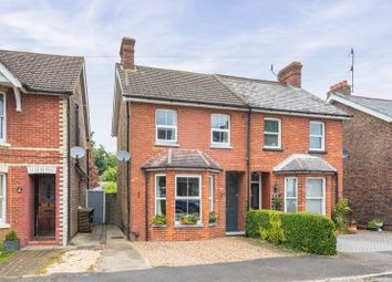 Thumbnail 3 bed semi-detached house for sale in Queens Road, Horley, Surrey