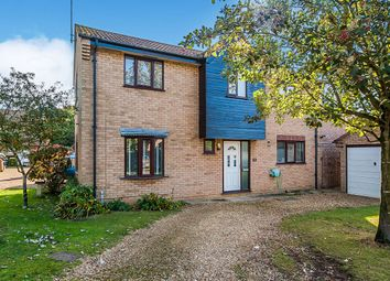 Thumbnail 4 bedroom detached house for sale in Paulsgrove, Orton Wistow, Peterborough