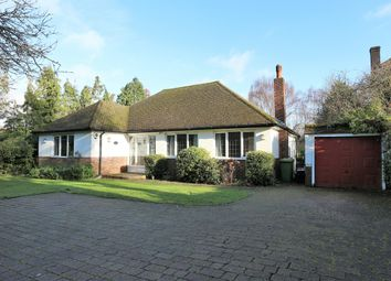 Thumbnail 3 bed detached bungalow to rent in Oakwood Close, Chislehurst