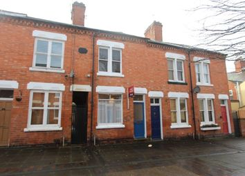 Thumbnail 2 bedroom terraced house to rent in Seymour Road, Clarendon Park, Leicester