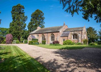 Thumbnail 5 bed detached house for sale in Church Lane, Withern