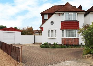 Thumbnail 3 bed link-detached house for sale in Canford Gardens, New Malden