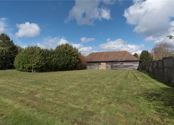 Thumbnail 3 bedroom detached house for sale in Throwley Forstal, Faversham, Kent