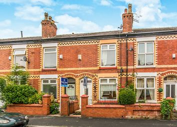 Thumbnail 2 bed terraced house for sale in Roscoe Street, Stockport