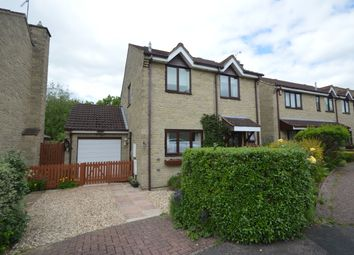 3 bed detached house for sale in Melfort Close, Sparcells, Swindon SN5