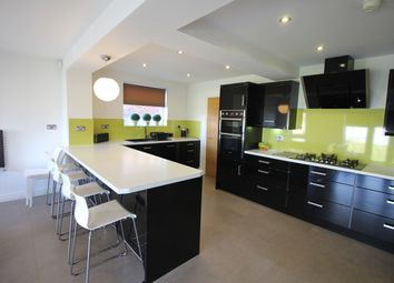 Thumbnail 4 bed detached house for sale in Roundway, Fleetwood, Lancashire