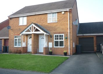 Thumbnail 2 bed semi-detached house to rent in Charlecote Walk, Maple Park