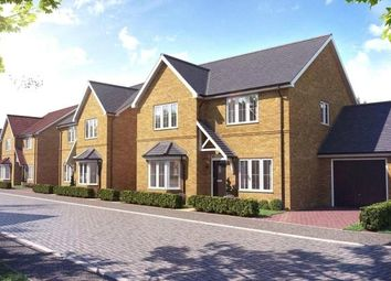 Thumbnail 4 bed link-detached house for sale in Sopwith Grange, Greenacres, Duxford, Cambridgeshire