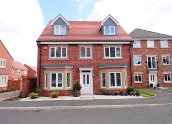 Thumbnail 5 bed property for sale in Hutton Way, Framwellgate Moor, Durham