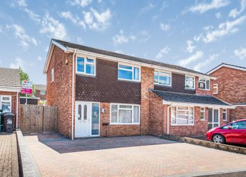 Thumbnail 3 bed semi-detached house for sale in Blandy Avenue, Southmoor, Abingdon