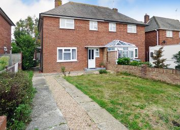 Thumbnail 2 bedroom semi-detached house for sale in Clun Road, Wick, Littlehampton