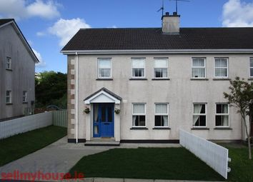 Thumbnail 3 bed semi-detached house for sale in 3 Glencrow Heights, Moville, C5T6
