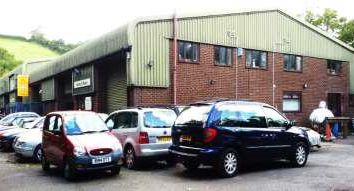 Thumbnail Industrial to let in Riverpark Units, South Hams