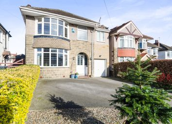 Thumbnail 4 bed detached house for sale in Hemper Lane, Sheffield