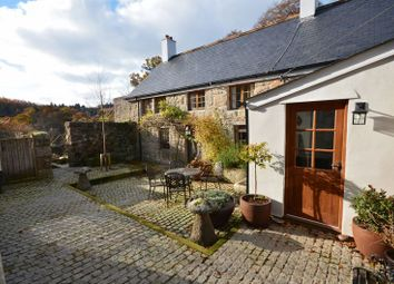 Thumbnail 4 bed cottage for sale in Bailiffs Cottage, Furlong, Chagford