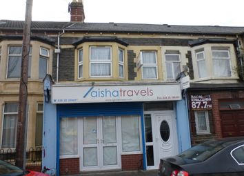 Thumbnail 4 bed terraced house for sale in Wells Street, Cardiff