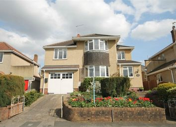 Thumbnail 4 bedroom detached house to rent in Heath Road, Downend, Bristol