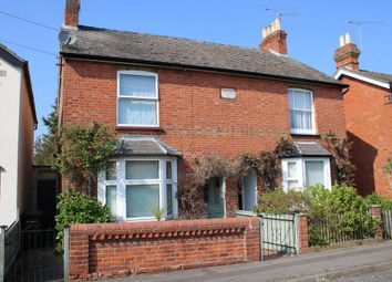 Thumbnail 3 bed semi-detached house for sale in Crown Street, Egham