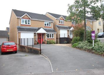 Thumbnail 4 bed detached house for sale in Churchwood, Griffithstown, Pontypool