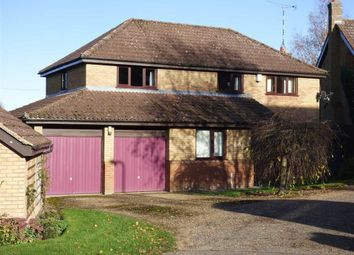 Thumbnail 4 bed detached house for sale in Armley Close, Long Buckby, Northampton