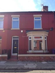 Thumbnail 4 bedroom terraced house to rent in Gresham Street, Fairfield, Liverpool