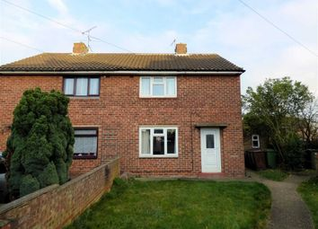 Thumbnail 2 bed property for sale in Swaby Close, Lincoln