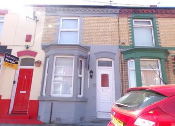 Thumbnail 5 bed terraced house for sale in Parton Street, Liverpool, Merseyside, England