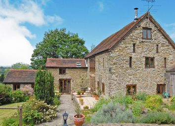 Thumbnail 5 bed barn conversion for sale in Upper Dormington, Hereford